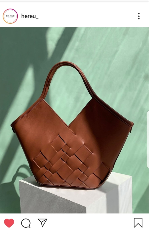One of the bag trends for SS'20