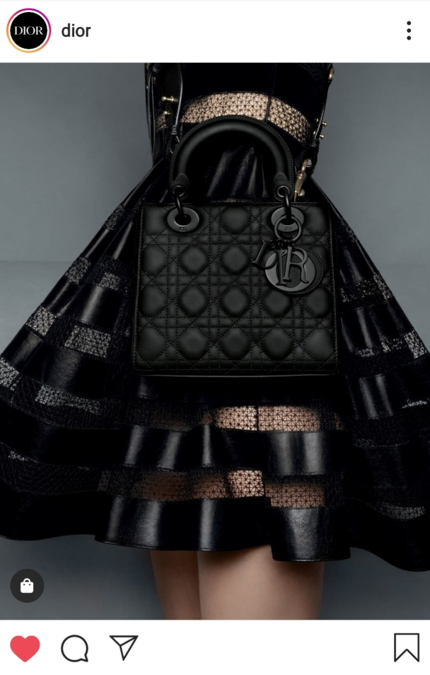 Quilted bags for AW'20
