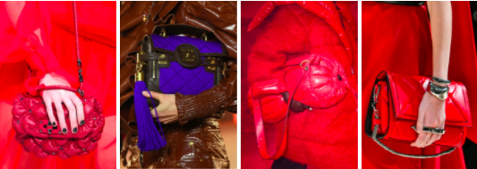 AW'20 bag trend - quilted look