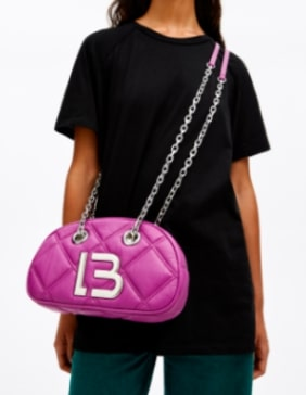 Bags with chains for AW'20