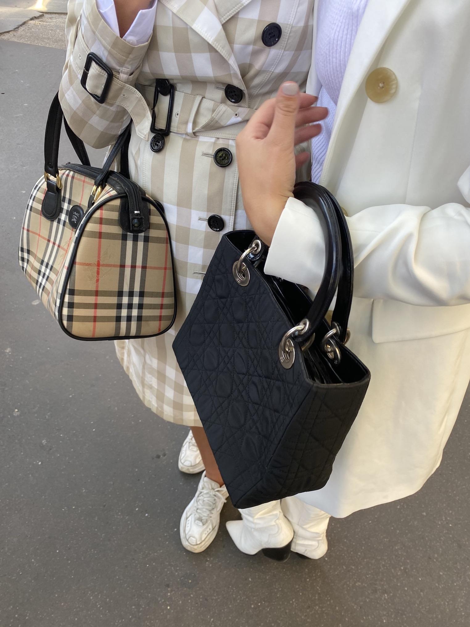 Get 15% off vintage designer bags