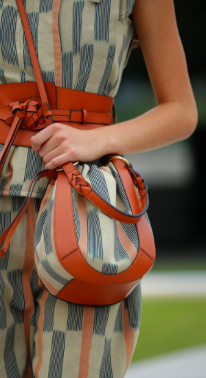Fashion bags from SS'21 runways