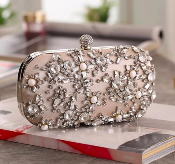 Small bag businesses discovered on Etsy - classic clutch bags