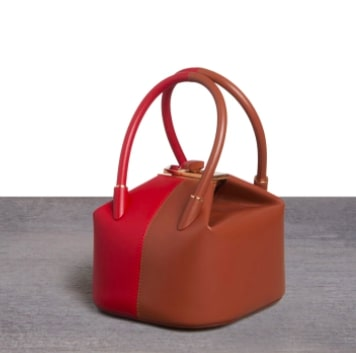Designer or high street fashion bags for SS'21