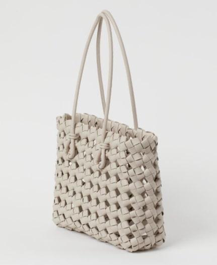 Designer or high street fashion bags