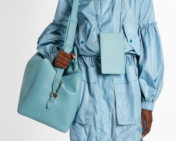 Designer or high street fashion bags?