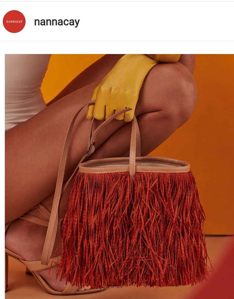 Embellished bags on instagram this month