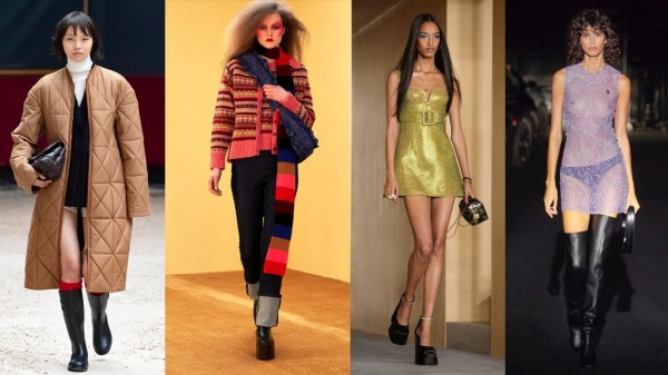 Five fashion bag trends for AW'21