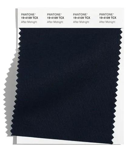 AW'21 colour palette